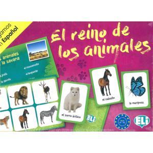 Gra Językowa. Hiszpański. El Reino de Los Animales