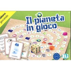 Gra Językowa. Włoski. Il Pianeta in Gioco