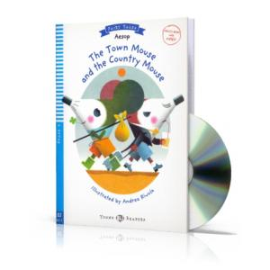 The Town Mouse and the Country Mouse + Video MultiROM. Young ELI Readers. Poziom A1.1