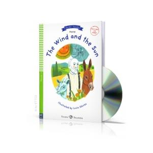 The Wind and the Sun + Video MultiROM. Young ELI Readers. Poziom A2