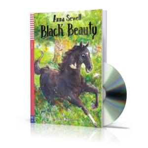 Black Beauty + CD.  Teen ELI Readers. Poziom A1