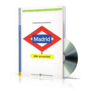 Madrid. Me Encantas + CD