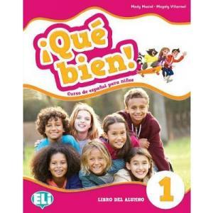 Que Bien! 1. Podręcznik + Kod Dostępu