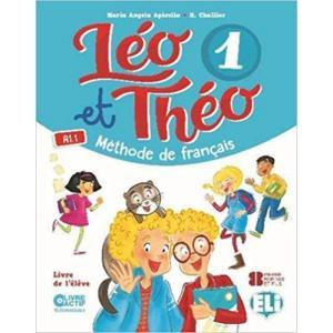 Leo et Theo 1. Podręcznik + Kod Dostępu