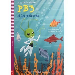 PB3 et les poissons + audio mp3 + video. Poziom A1