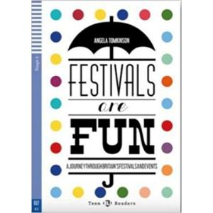 Festivals are Fun. A Journey Through Britain's Festivals and Events + CD