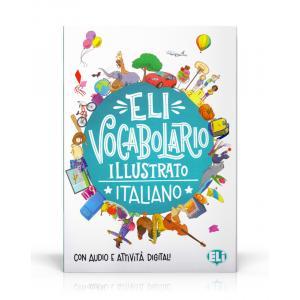 Vocabolario illustrato italiano - con audio e attivita digitali
