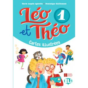 Leo et Theo 1 karty obrazkowe