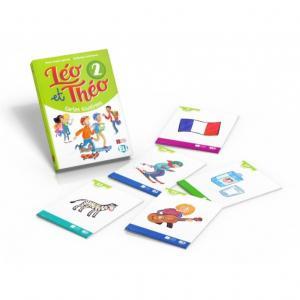 Leo et Theo 2 karty obrazkowe
