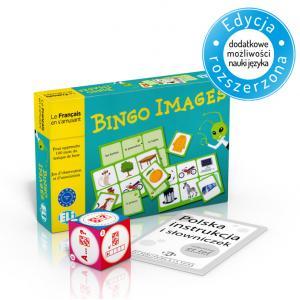 Gra Językowa Francuski. Bingo Images