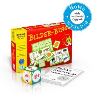 Gra Językowa Niemiecki. Bilder Bingo New