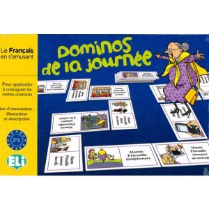 Gra językowa Francuski Les Dominos de la Journee