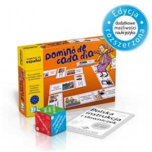 Gra językowa Hiszpański El domino de cada dia