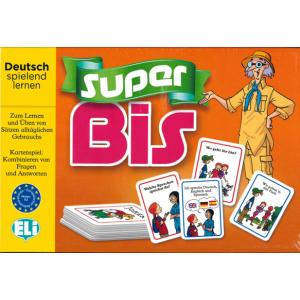 Gra językowa Niemiecki Super Bis Deutsch.