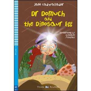 Dr Domuch and the Dinosaur Egg + MP3 Online.  Young ELI Readers. Poziom A1.1