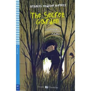 LA The secret garden książka + audio online A1.1