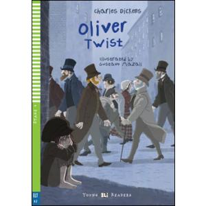 Oliver Twist + MP3 Online. Young ELI Readers. Poziom A2