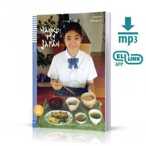 LA Naoko: My Japan Książka + Audio Online A2