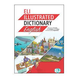 ELI Illustrated Dictionary English + Książka Cyfrowa i Matariał Audio Online