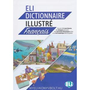ELI Dictionnaire Illustre Francais + Książka Cyfrowa i Materiał Audio Online