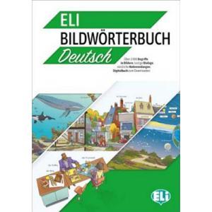 ELI Bildworterbuch Deutsch + Książka Cyfrowa i Materiał Audio Online