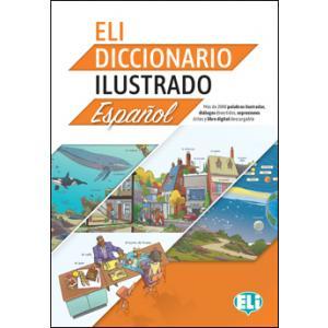 ELI Diccionario Ilustrado Espanol + Książka Cyfrowa i Materiał Audio Online