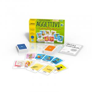 Gra językowa Włoski Aggettivi e contrari