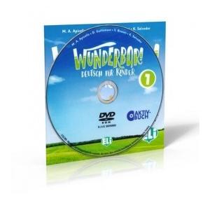 Wunderbar! 1 podręcznik + ćwiczenia + przewodnik na DVD-ROM