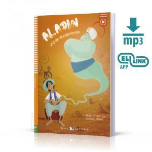 Aladin und die Wunderlampe książka + audio online A0
