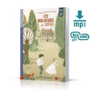 Les Malheurs de Sophie książka + audio online A2