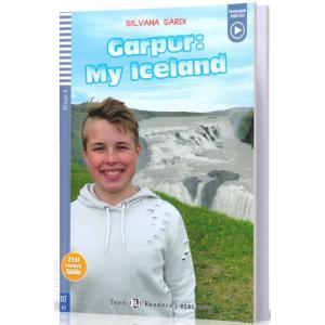 Garpur My Iceland książka + audio online A2