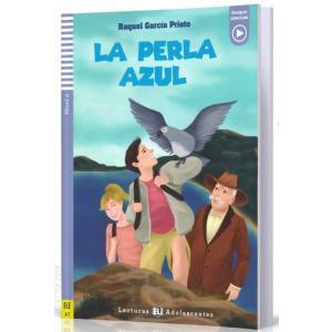 La Perla Azul książka + audio online A2