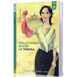 La Tribuna książka + audio online A2