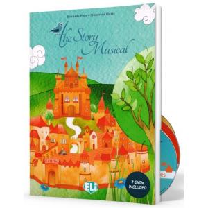 The Story Musical książka + 7 DVD