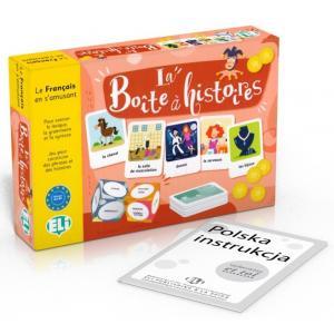 Gra językowa Francuski La Boite a histoires