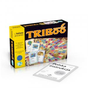 Gra językowa Włoski Triboo