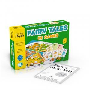 Gra językowa Angielski Fairy Tales in Games
