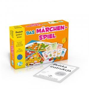 Gra językowa Niemiecki Das Marchenspiel