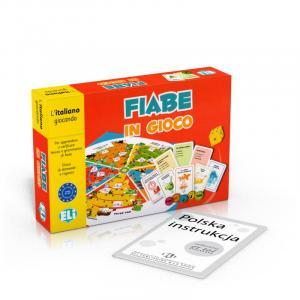 Gra językowa Włoski Fiabe in gioco