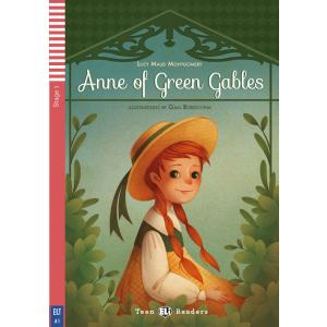 Anne of Green Gables + audio online A1