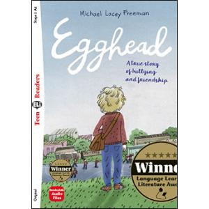 Egghead książka + audio online A2.