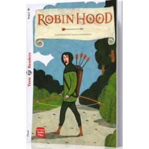 Robin Hood  książka + Audio-CD B1