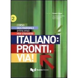 Italiano: pronti, via! 2 podręcznik
