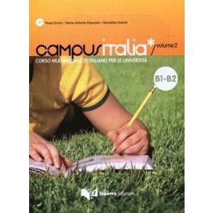 Campusitalia 2. Volume B1/B2. Testo