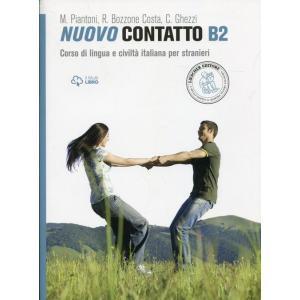 Nuovo Contatto B2 podręcznik + ćwiczenia