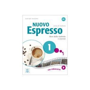 Nuovo Espresso 1 (A1). Podręcznik + Ćwiczenia
