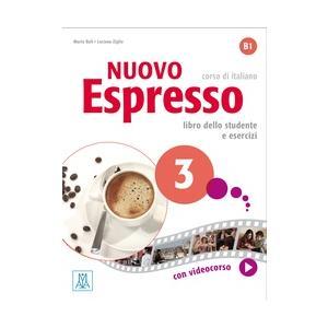 Nuovo Espresso 3 (B1). Podręcznik + Ćwiczenia