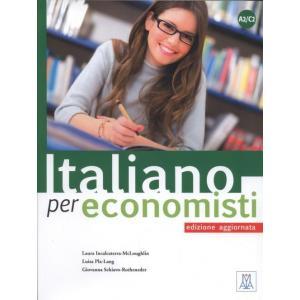 Italiano per economisti A2/C2 Edizione aggiornata