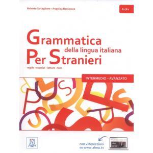 Grammatica Delle Lingua Italiana Per Stranieri B1-B2