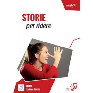 LW Storie per ridere książka +MP3 online A2/B1